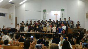 幼稚園クリスマス